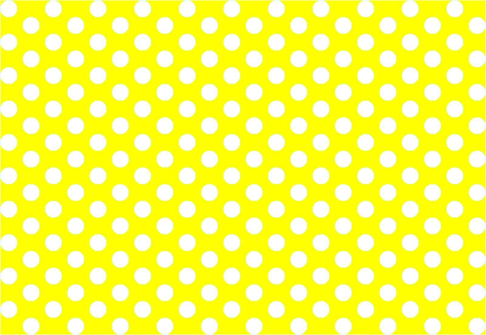 白水玉 背景黄色 Wordや写真を使ったシンプルな壁紙素材を配布するサイト